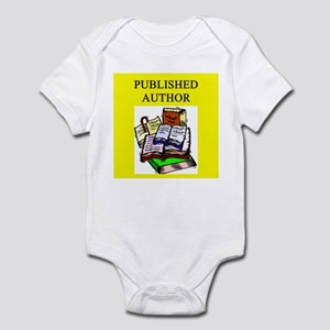 funny geek & professor Infant Bodysuit
