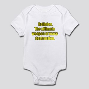 religion Infant Bodysuit
