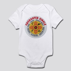 New Mexico's Enchanted Circle Infant Bodysuit