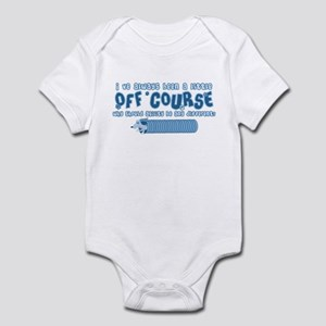 Off Course Infant Bodysuit