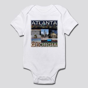 Atlanta, Georgia Infant Bodysuit