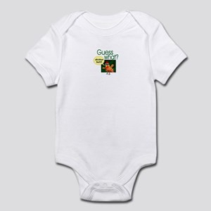 Guess What? Infant Bodysuit