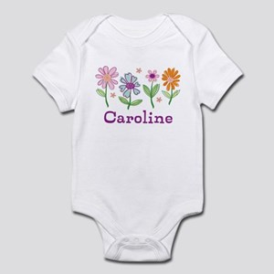 Daisy Garden Infant Body Suit