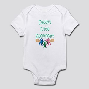 27d8b5a17 Daddys Little Sweetheart Baby Clothes & Accessories - CafePress