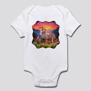 High Country Horses Infant Bodysuit