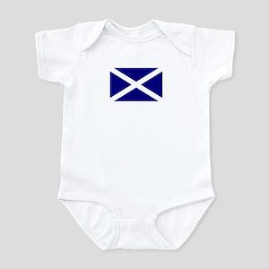 Scottish Flag Infant Creeper