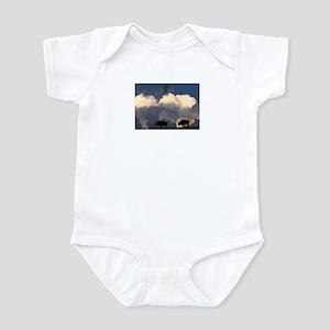 Bison Island Infant Bodysuit