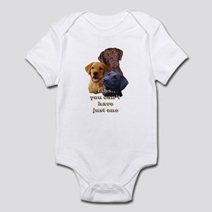 Three Labs Infant Bodysuit