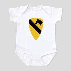 1st Cavalry Infant Bodysuit