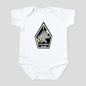 VFA 103 Jolly Rogers Infant Bodysuit