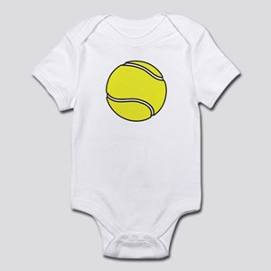 Tennis Ball Infant Bodysuit