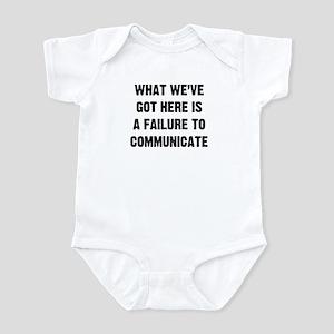 What Communicate Baby Light Bodysuit