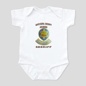 Maricopa Sheriff's Posse Infant Bodysuit