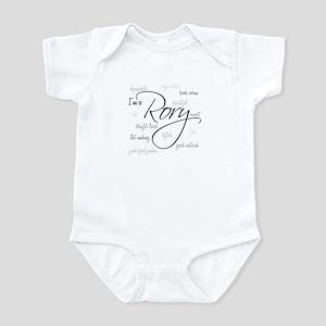 I'm a Rory Infant Bodysuit