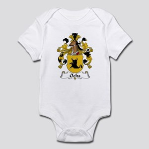 Ochs Family Crest Infant Bodysuit