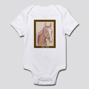 Rags To Riches Infant Bodysuit