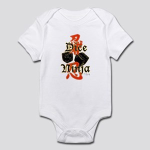 Dice Ninja Infant Bodysuit