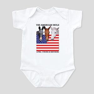 American Mule Infant Bodysuit