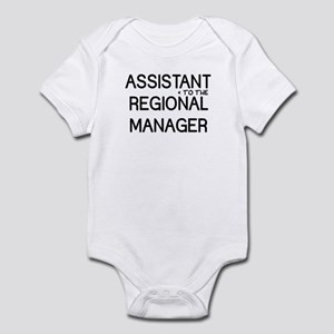 Assistant Manager Baby Light Bodysuit
