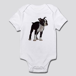 Boston Terrier Infant Bodysuit