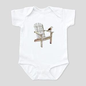 Adirondack Chair Infant Creeper