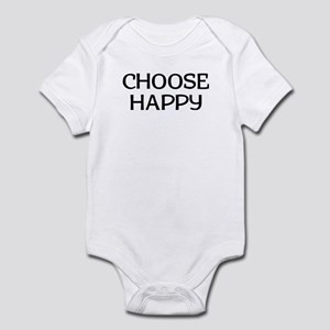 Choose Happy Baby Light Bodysuit