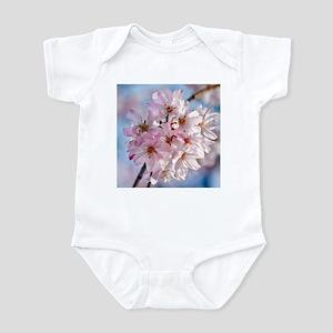 Japanese Cherry Blossoms Infant Bodysuit