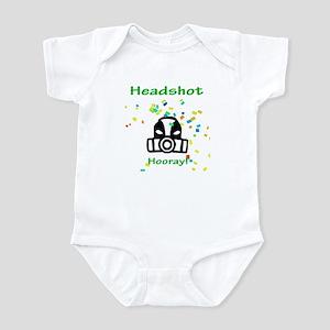 Halo Grunt Headshot Infant Bodysuit