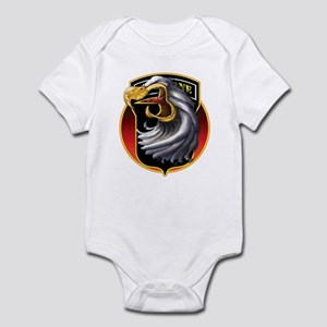 Screamin' Eagles Badge Infant Bodysuit