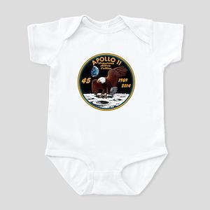Apollo 11 45th Anniversary Infant Bodysuit