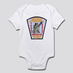 Ketchikan Airport Fire Infant Bodysuit