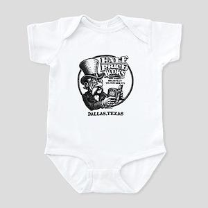 """Half Price Books"" Infant Bodysuit"