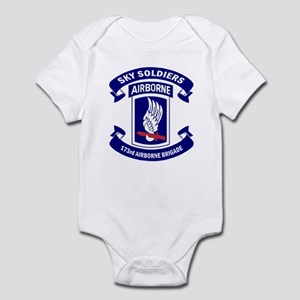 Offical 173rd Brigade Logo Infant Bodysuit