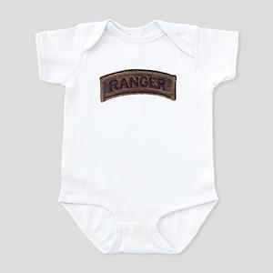 Ranger Tab, Subdued Infant Bodysuit