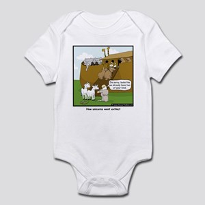 Unicorn Extinction Infant Bodysuit