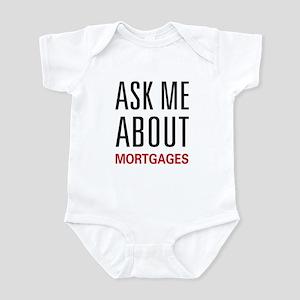 Ask Me Mortgages Infant Bodysuit