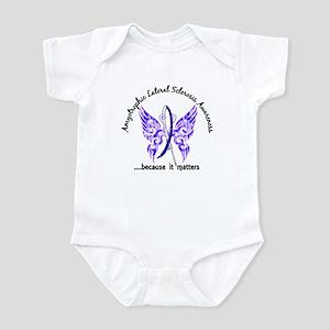 ALS Butterfly 6.1 Infant Bodysuit