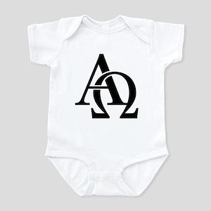 Alpha Omega Infant Bodysuit