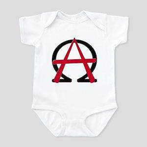 Christain Anarchy Infant Bodysuit