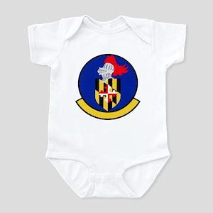 175th Logistics Squadron Infant Creeper