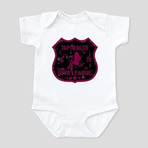 Tap Dancer Diva League Infant Bodysuit