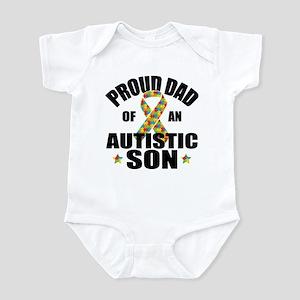Autism Dad Infant Bodysuit