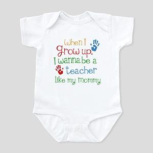 Teacher Like Mommy Infant Bodysuit