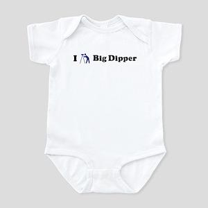 I Stargaze Big Dipper Infant Bodysuit