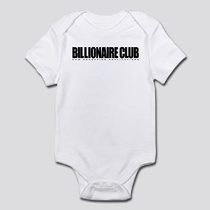 Billonaire Club Infant Bodysuit