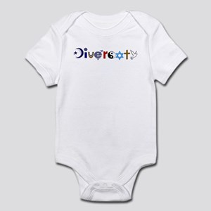 Diversity Infant Bodysuit