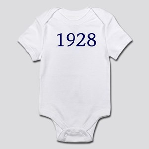 1928 Infant Bodysuit