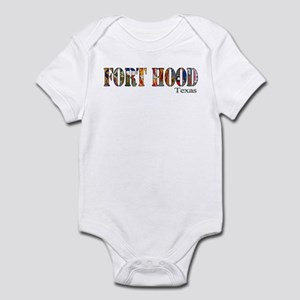 Fort Hood Infant Bodysuit