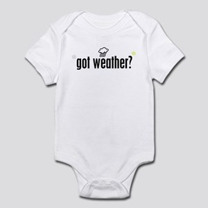 Weather Infant Bodysuit
