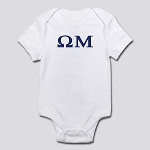Omega Mu Homecoming Infant Bodysuit